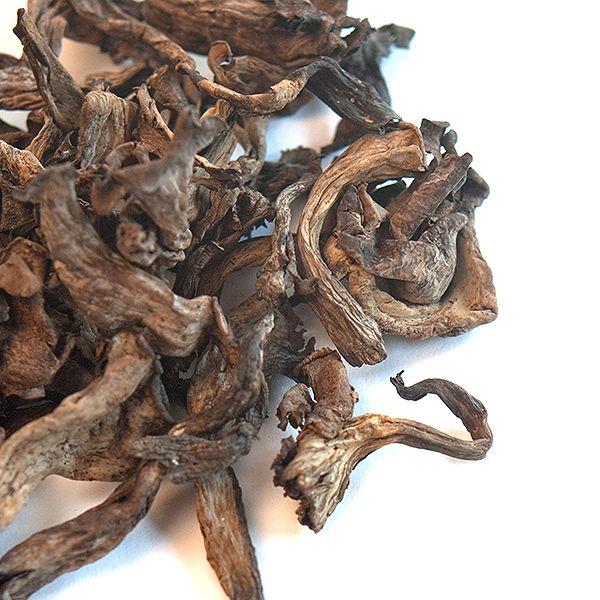 Black Trumpet Mushrooms, Whole (Dried)