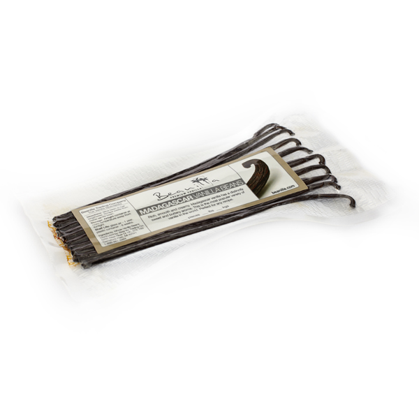 Vanilla Beans (Madagascar Bourbon) - Beanilla