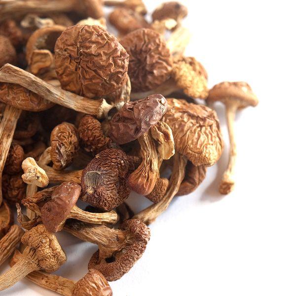 Nameko Mushrooms, Whole