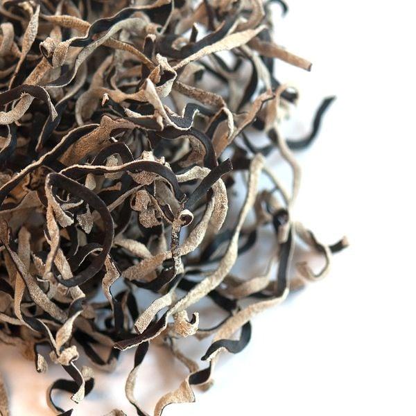 Wood Ear Mushrooms, Shredded