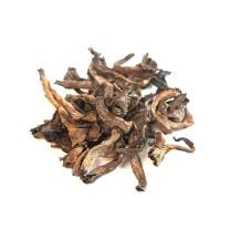 Black Trumpet Mushrooms, Dried