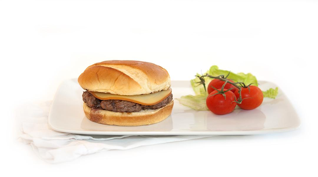 Porcini Mushroom Burgers