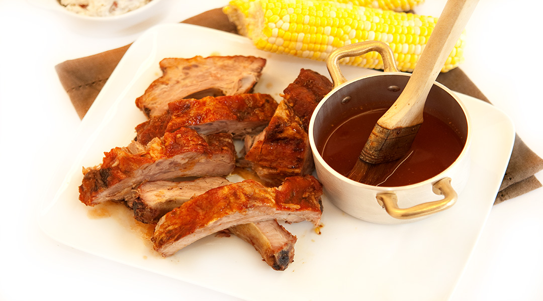 Baked Barbecue Ribs Recipe