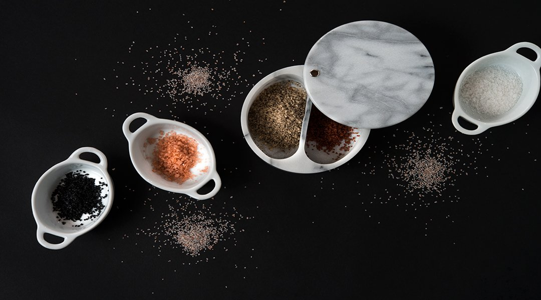 favorite sea salts