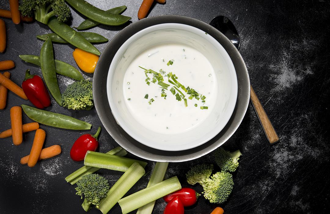 Creamy Chive Dip Recipe