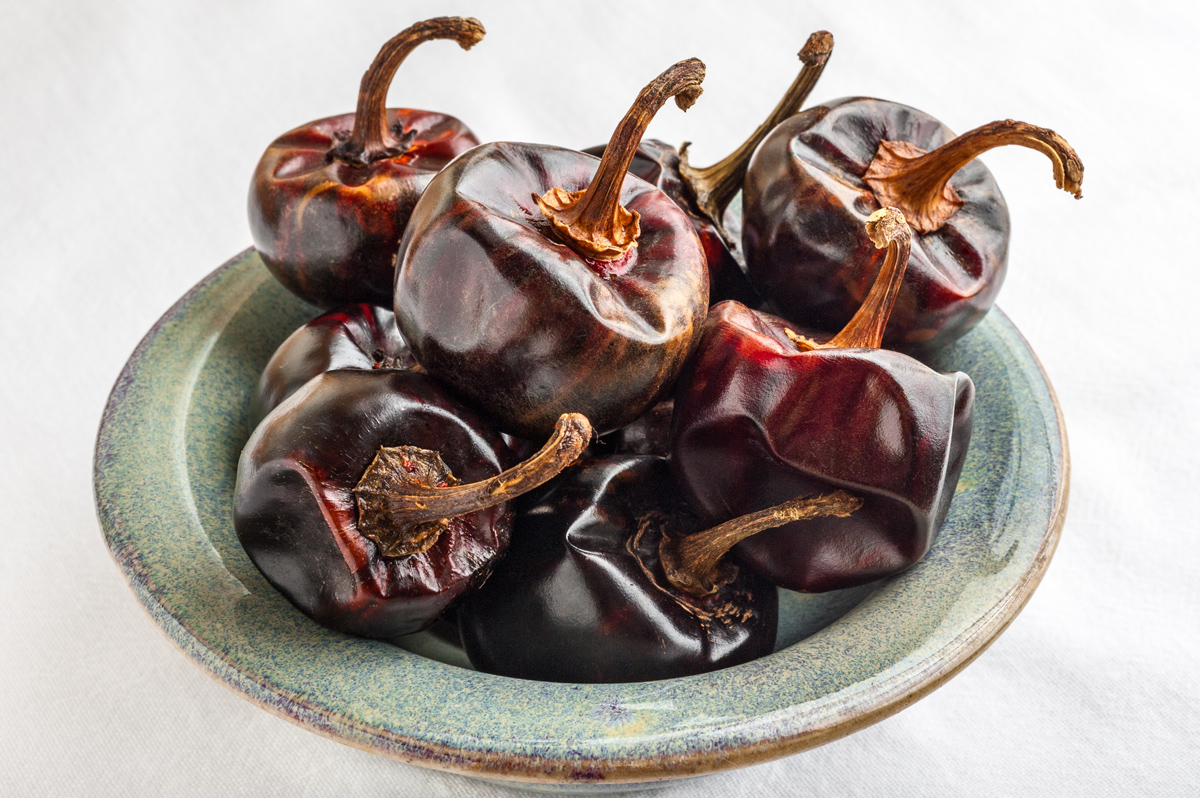 Dried Cascabel Peppers