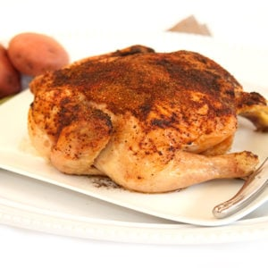 Tandoori Spice Chicken