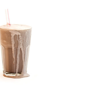 Dark Chocolate Cardamom Shake