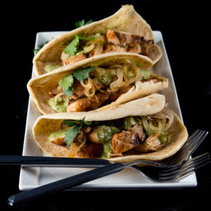 How To Make Homemade Chicken Tacos