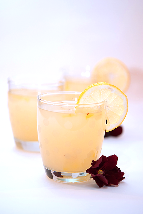 saffron lemonade recipe